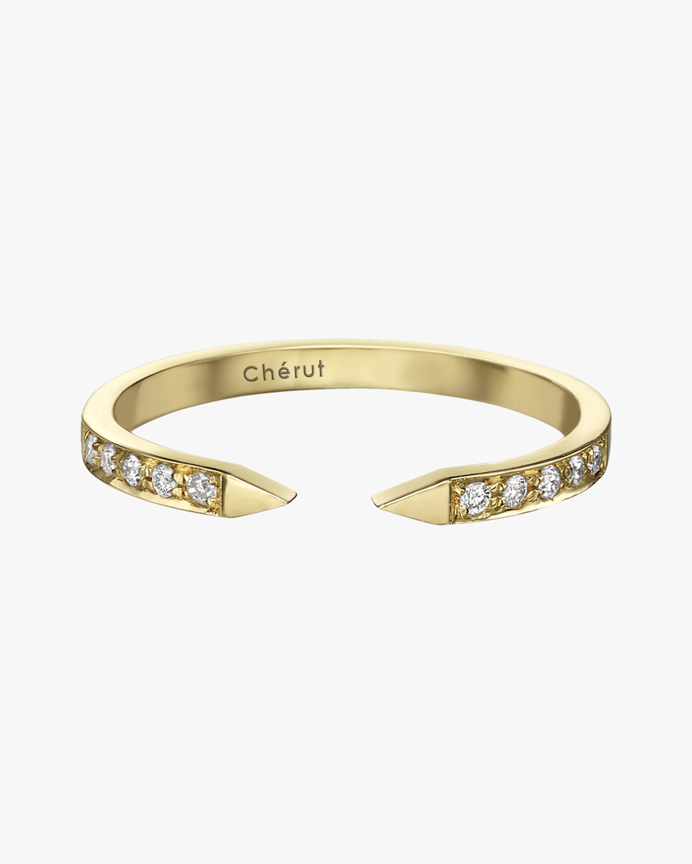 Chérut Sugarkane Diamond Ring 2