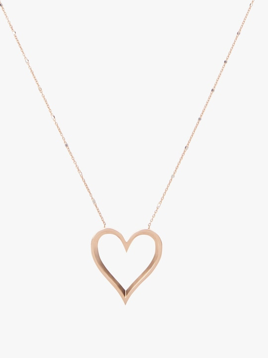 kWIT Heart Necklace 0