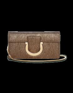 Gancini Clutch Bag
