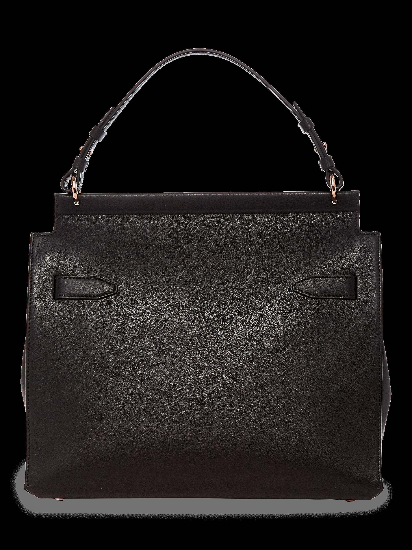 Selleria Top Shoulder Leather Bag