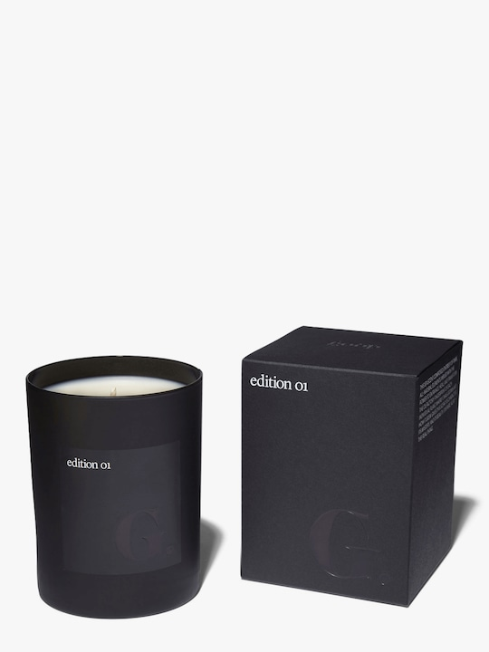 Goop Scented Candle: Edition 01 Church 1