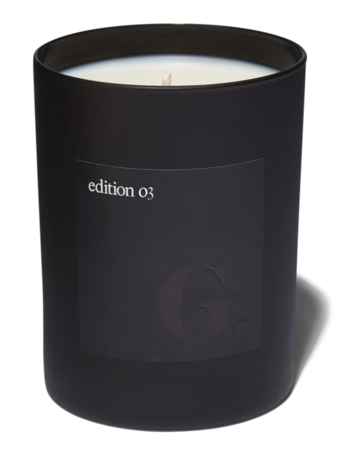 Scented Candle: Edition 03 Incense