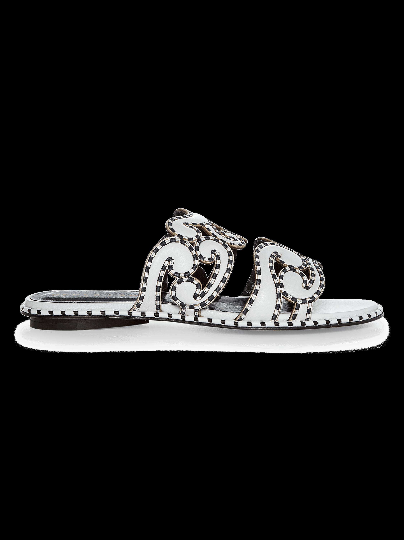 Issa Nappa Slide Sandal