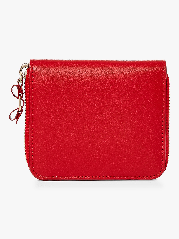 Salvatore Ferragamo Vara Zip Around Wallet 2