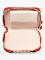 Salvatore Ferragamo Vara Zip Around Wallet 3