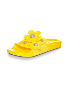 Daisy Pave Aqua Slide