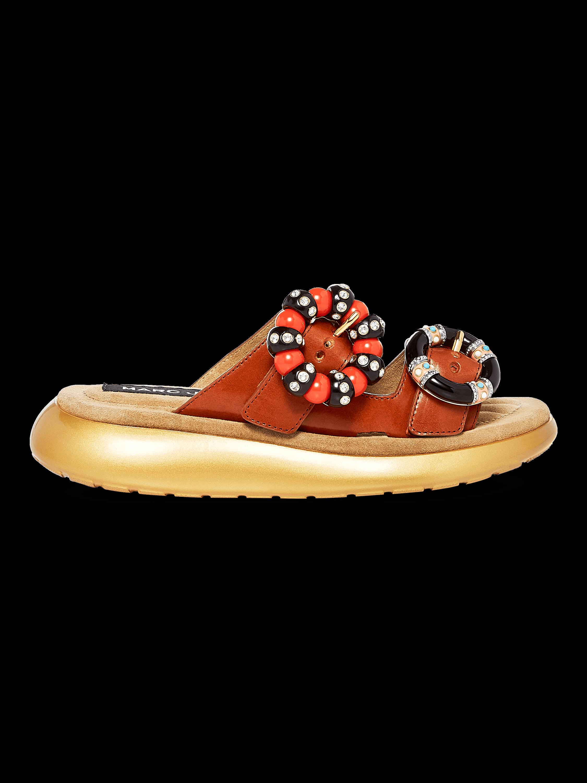 Sage Embellished Sandal