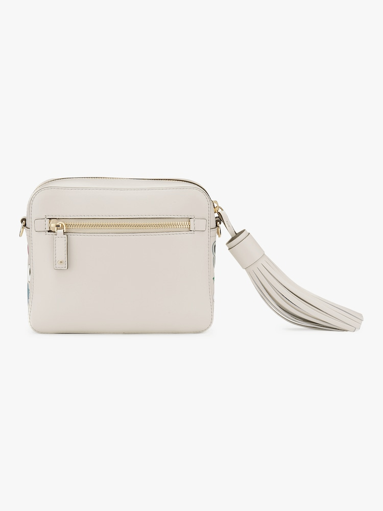 All-Over Stickers Crossbody Anya Hindmarch