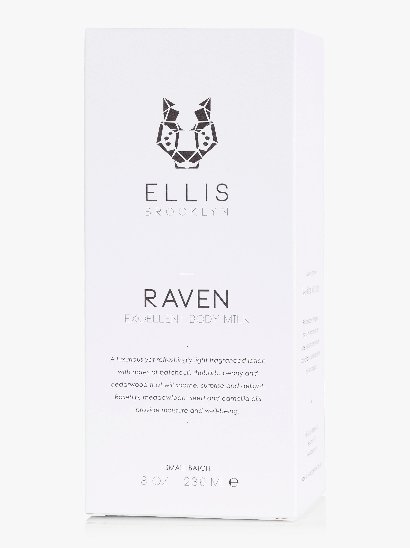 Raven Excellent Body Milk 8 oz