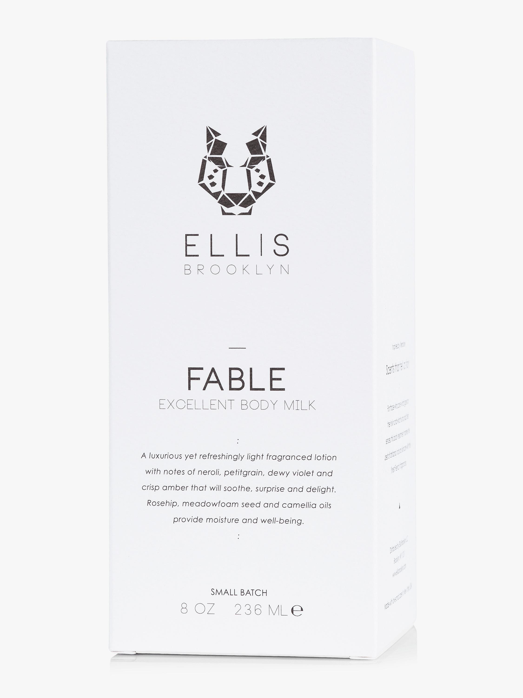 Fable Excellent Body Milk 8 oz
