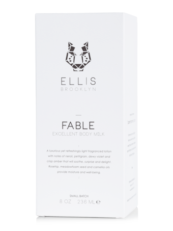 Fable Excellent Body Milk 8 oz