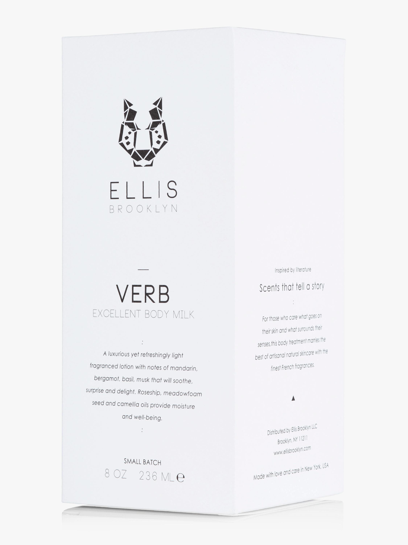 Verb Excellent Body Milk 8 oz