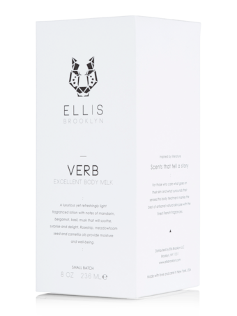 Verb Excellent Body Milk 8 oz