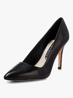 Dina Leather Pump