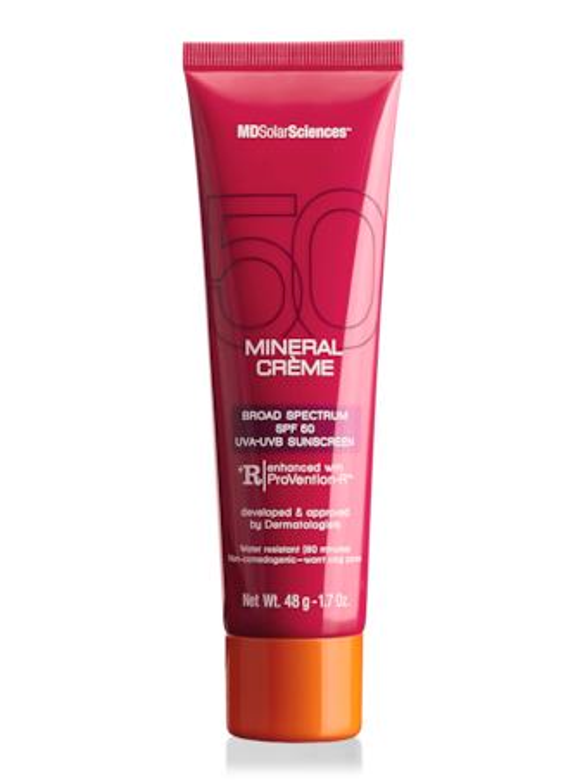 Mineral Crème SPF 50