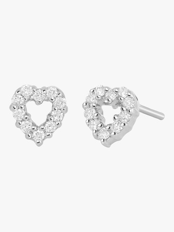 Roberto Coin Baby Heart Earrings 1