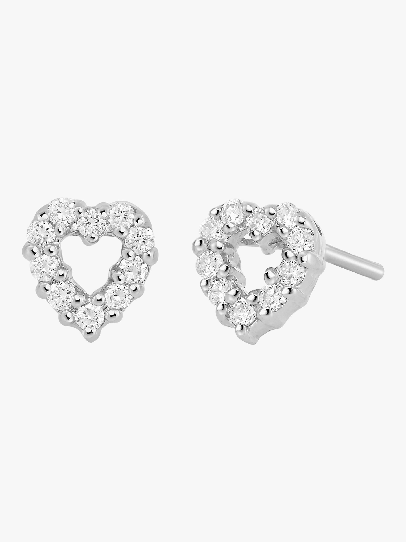 Roberto Coin Baby Heart Earrings 1