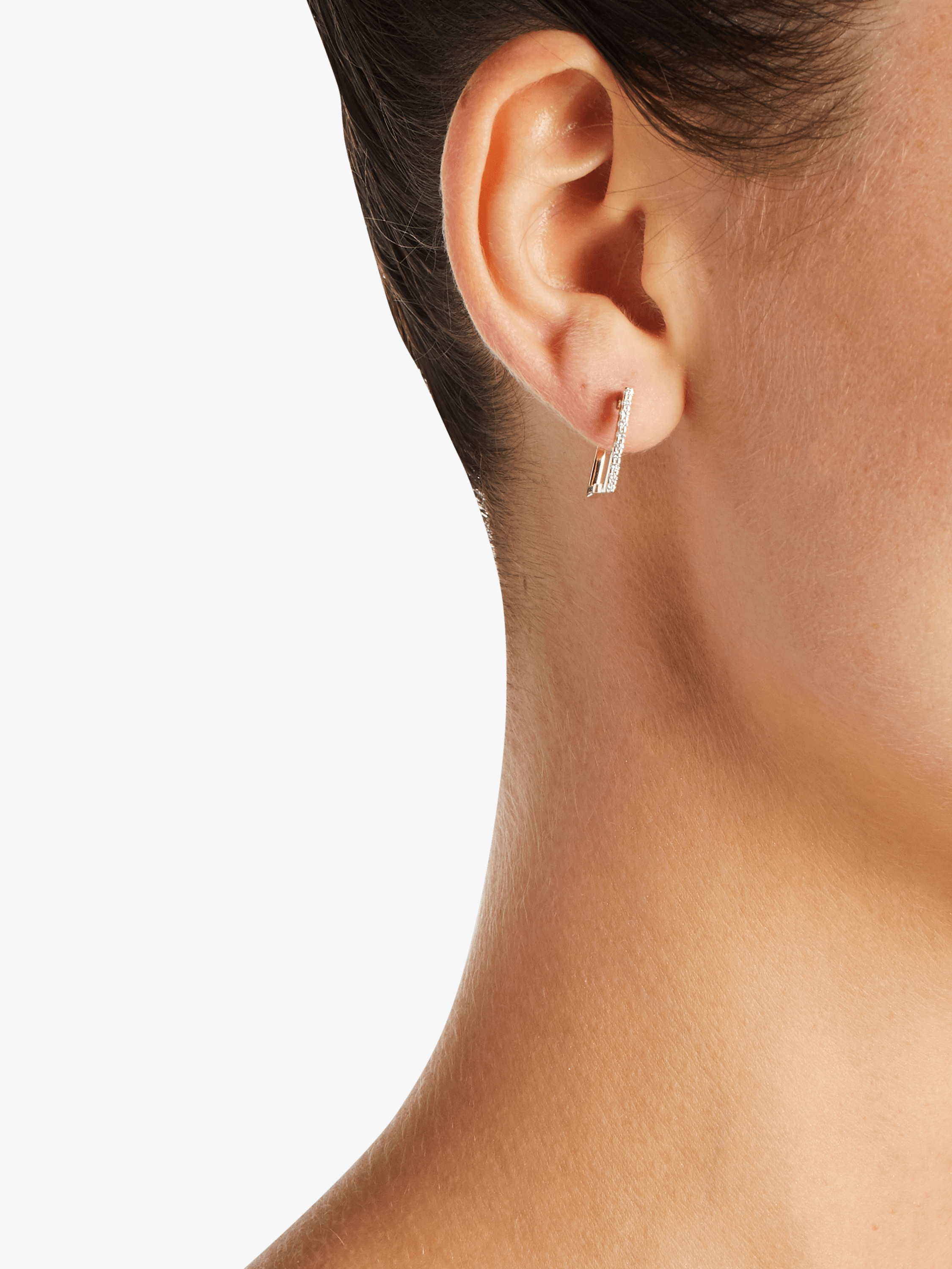 Roberto Coin Square Earrings 2