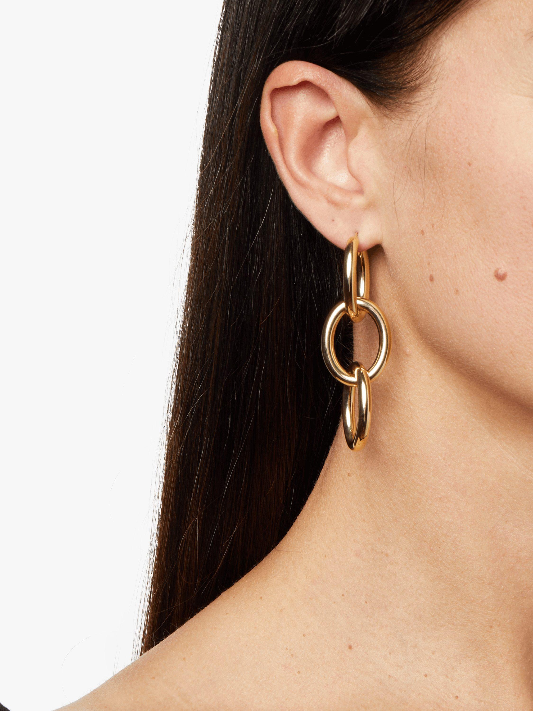 Roberto Coin 3 Loop Earrings 2