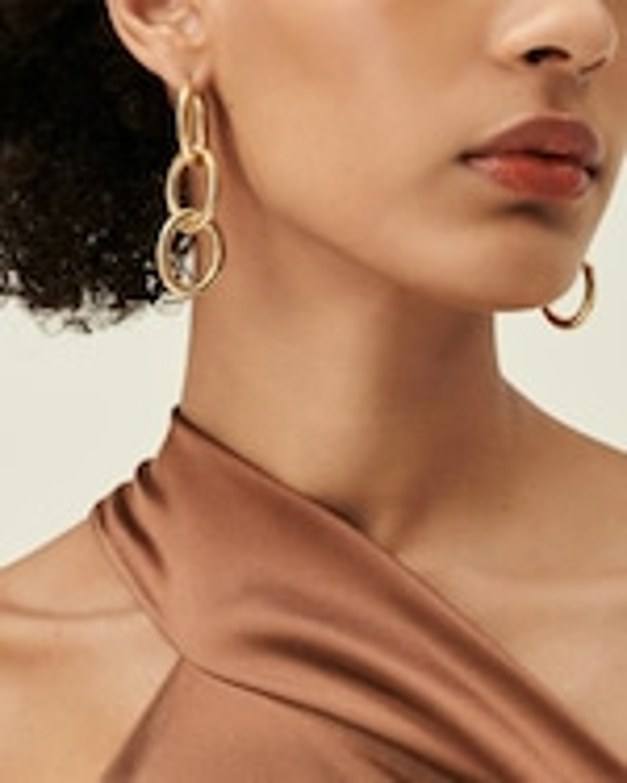Roberto Coin 3 Loop Earrings 1
