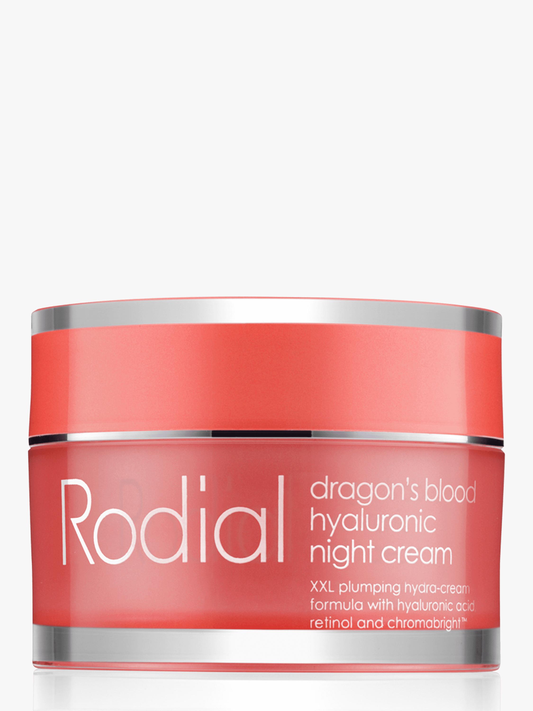 Rodial Dragon's Blood Hyaluronic Night Cream 50ml 0