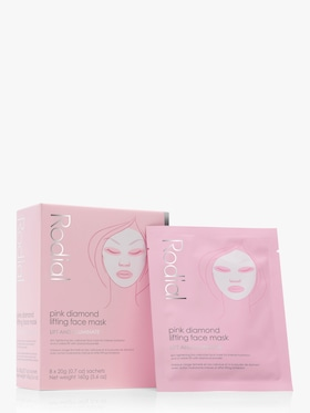 Pink Diamond Masks 8pk