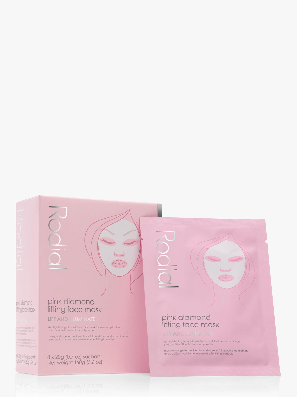Rodial Pink Diamond Masks 8pk 2