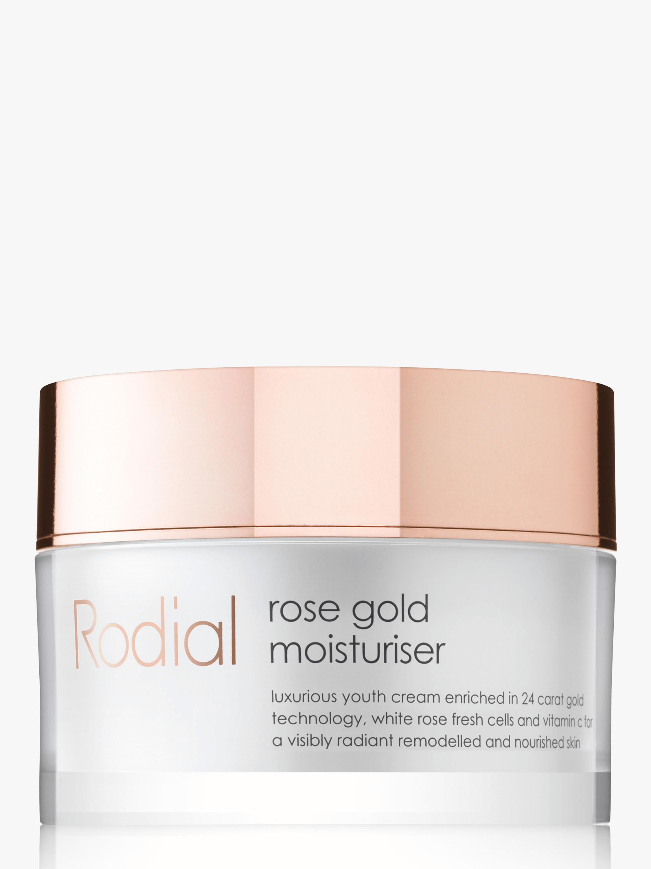 Rodial Rose Gold Moisturiser 50ml 2