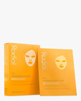 Rodial Vit C Cellulose Sheet Mask X4 4pk 2