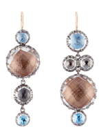 Larkspur & Hawk Sadie Bubble Earrings 0
