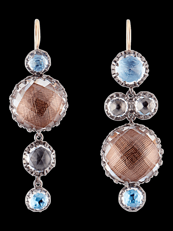 Larkspur & Hawk Sadie Bubble Earrings 1