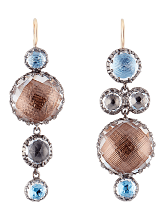 Larkspur & Hawk Sadie Bubble Earrings 1