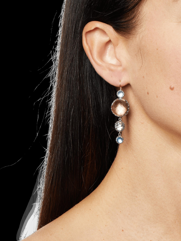 Larkspur & Hawk Sadie Bubble Earrings 2