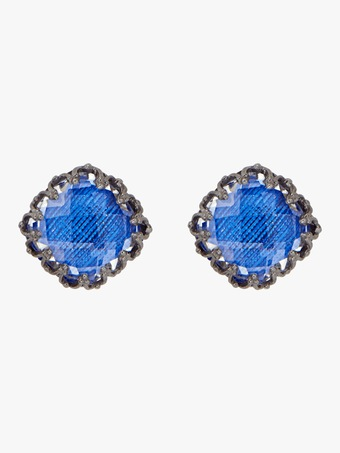 Jane Large Post Earrings
