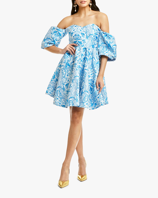 Mestiza Poco Poof Mini Dress 1