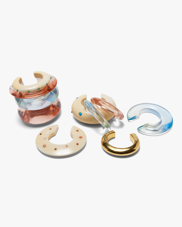 Lizzie Fortunato Ridge Turquoise Cuff Bracelet 2