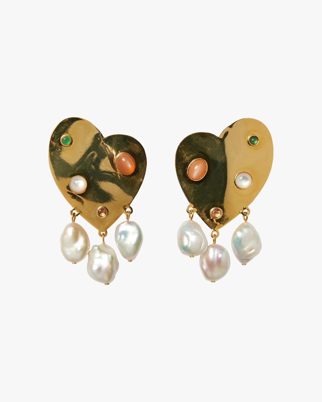 Divina Stud Earrings