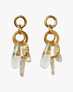 Pergola Drop Earrings