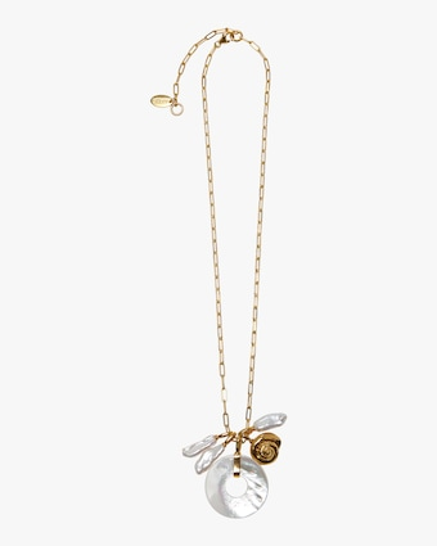 Deep Sea Charm Necklace
