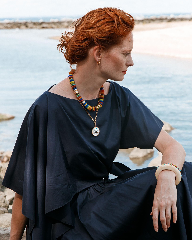 Lizzie Fortunato Fortune Necklace 1