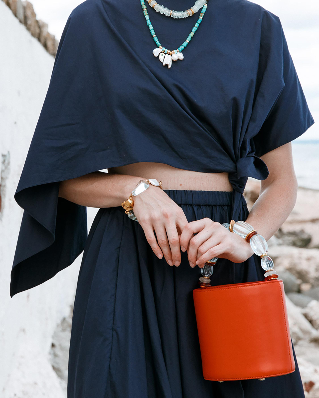 Lizzie Fortunato Florent Bucket Bag 1