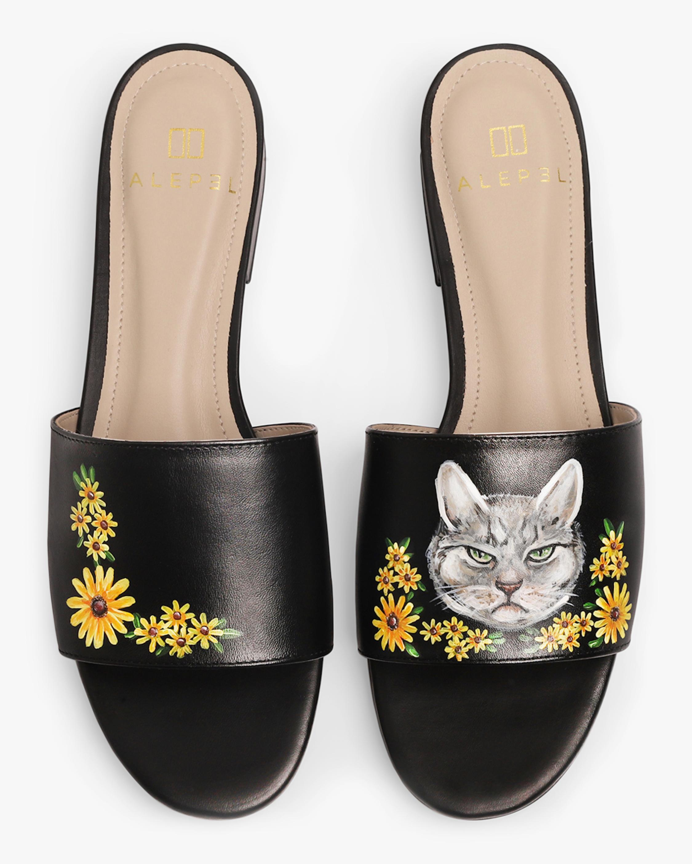 Floral Cat Slide