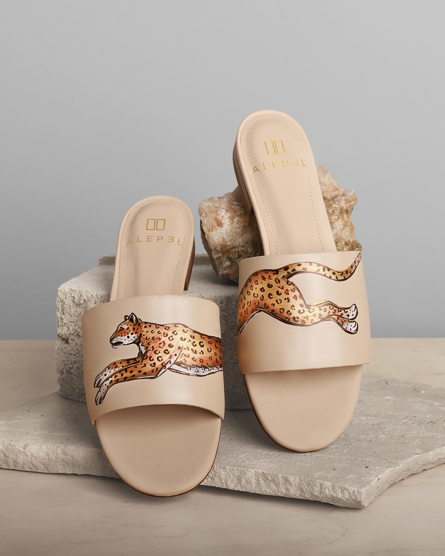 Alepel Leopard Slide 2