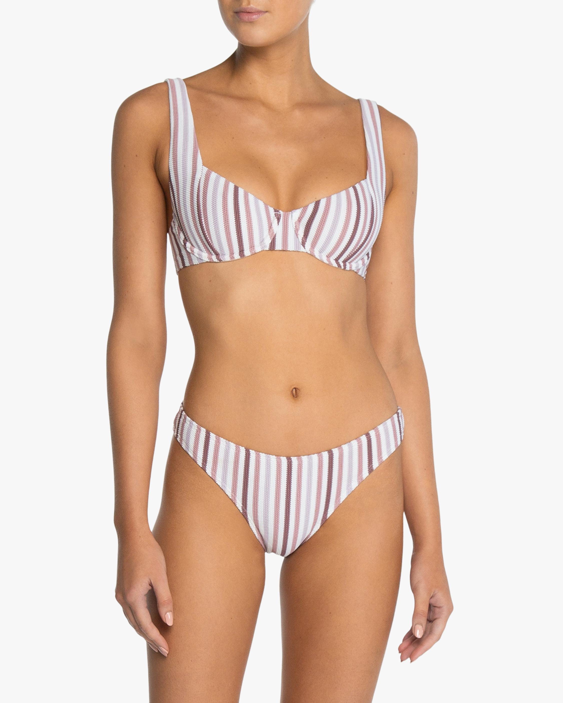 Peony Hi-Line Bikini Bottom 2