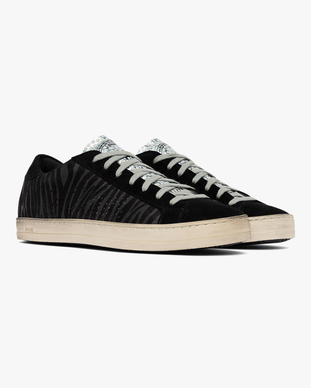 John Zebra Sneaker