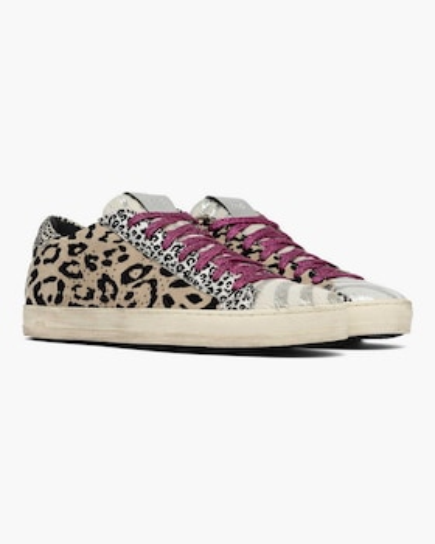 John Leopard Sneaker