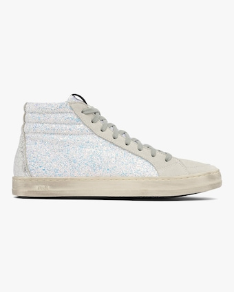 Skate Glitter High Top Sneaker