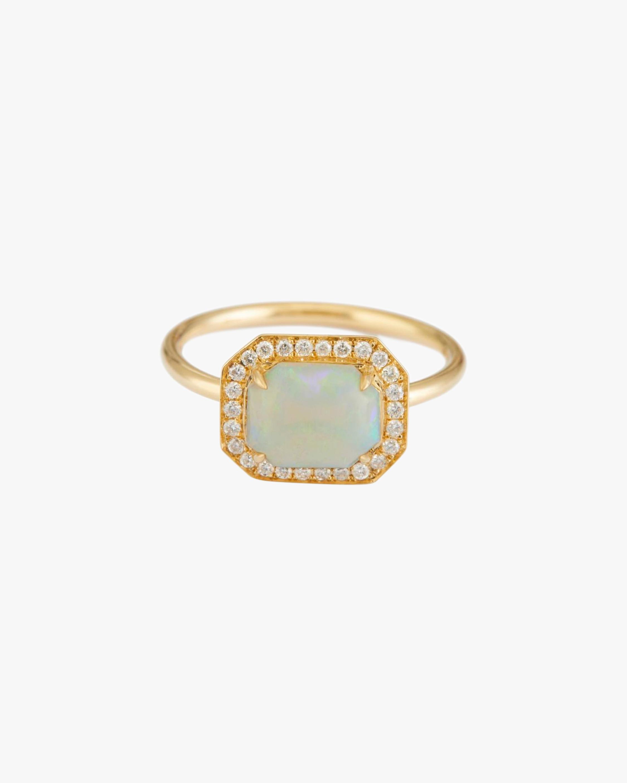 Yi Collection Opal & Diamond Mini Magic Ring 0