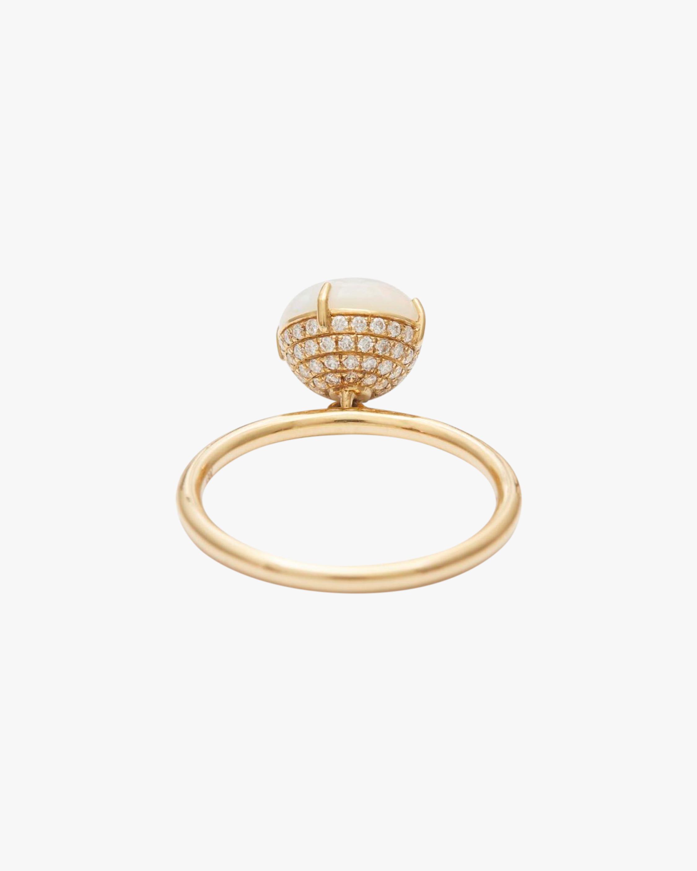 Yi Collection Opal & Diamond Reversible Ring 1