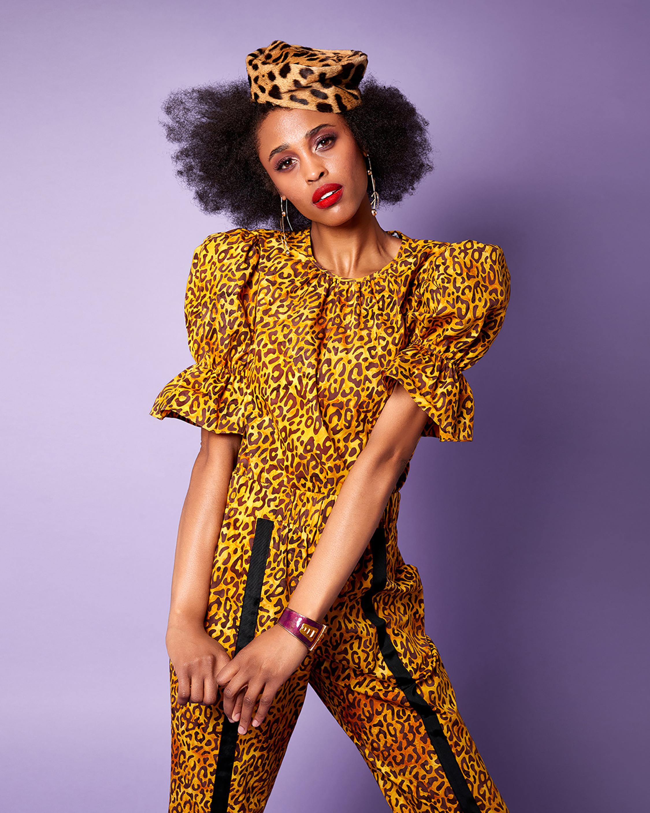 Autumn Adeigbo Amy Blouse 5